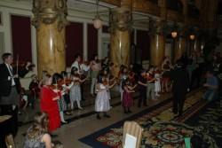 Holiday Performance at the Jefferson Hotel