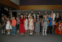 Studio Recital June 5, 2012